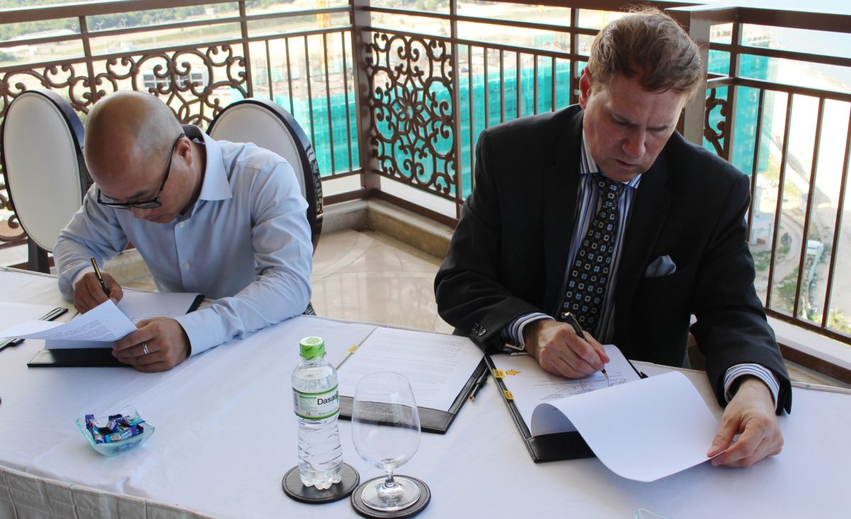 HTP INKS $63 MILLION NATURAL GAS MOU_1